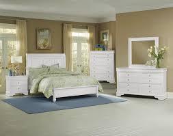 vaughan bassett french market soft white 384 bedroom group