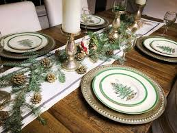 41 best spode tree tablescapes images on