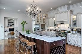 traditional kitchen with inset cabinets u0026 kitchen island zillow