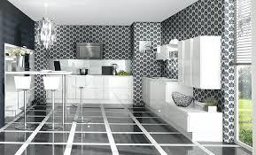 modele de cuisine blanche modele cuisine blanc laquac cuisine blanc et noir exposition modele