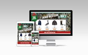 dcks sporting goods black friday u0027s sporting goods high impact ux ui ad austin d hoyt