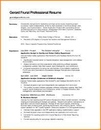 resume summary statement exles finance resumes resume summary exles stat sevte