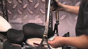werev sissybar passenger backrest review and installation youtube