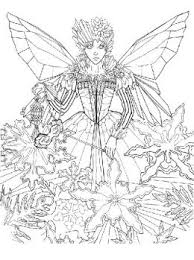 fairy fairies kids coloring pages free colouring pictures
