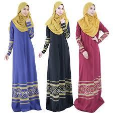 online shop muslim abaya dress muslim hijab dress turkish women