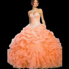 orange quinceanera dresses orange pretty gown dresses search gorgeous