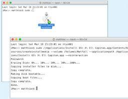 Computerm El El Capitan Vom Usb Stick Installieren So Geht U0027s Mac Life