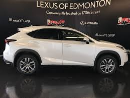 lexus isf for sale edmonton used 2017 lexus nx 200t 4 door sport utility in edmonton ab l12732