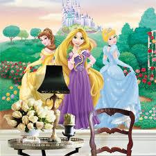 aliexpress buy lovely princess wallpaper cartoon photo