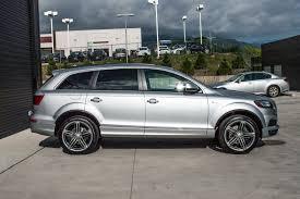 Audi Q7 2013 - 2013 audi q7 3 0t quattro s line prestige for sale in colorado