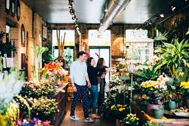 flower shops in chicago beautiful florals at a new leaf in chicago photo by stoffer