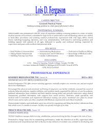 lpn resume exles by clinical director resume nursing skills and