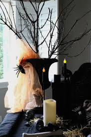 spooky tree halloween decor 20 ways to decorate for halloween the house of silver lining
