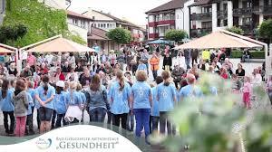 Rehazentrum Bad Bocklet Gesundheitstage Bad Gögging 2014 Videorückblick Youtube