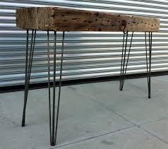 Metal Bench Legs Ikea 12 Online Sources For Mid Century Modern Hairpin Table Legs Curbly