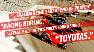 get a load of all get a load of all the things in nascar s leaked complaints file