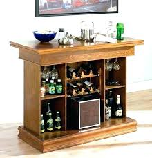 Trunk Bar Cabinet Wine Rack Bar Cabinet Liquor Wine Rack Whiskey Glasses Storage Bar