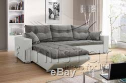 Corner Sofa Bed With Storage by Quality Corner Sofa Bed Daria With Storage Narozniki Polskie
