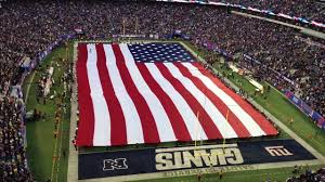 New York Giants Flag Pittsburgh Steelers V S New York Giants Met Life Stadium Youtube