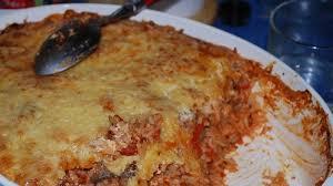 comment cuisiner du riz recette économique les restes de riz en gratin