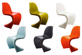 Design Chairs by Original Design Chair Cantilever Polyurethane By Verner