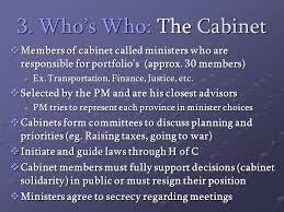 The Cabinet Members Branches Of Government The Executive Branch Ppt Video Online
