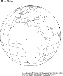 best photos of color globe printable template earth world map