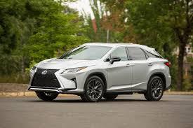 lexus crossovers 2016 lexus rx hybrid f sport drive
