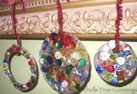 amazing products sequined ornaments