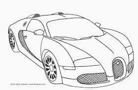 coloring page good looking car colouring pages coloring page car