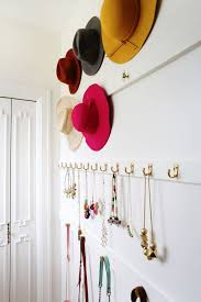 Creative Ways To Organize Your Bedroom Best 25 Organize Hats Ideas On Pinterest Hat Racks Hat