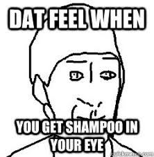 dat feel when you get shoo in your eye le cumming georgia