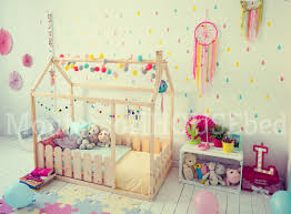 bed house is an amazing floor bed for children to can sleep and