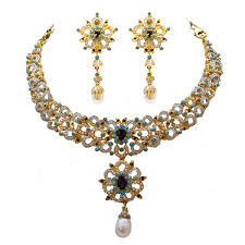 gold necklace sets images Best quality gold necklace sets for women in pakistan png