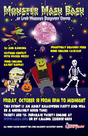 monster mash halloween party monster mash bash at lynn meadows discovery center go to places
