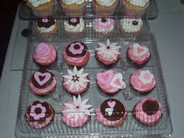 pink and brown baby shower pink and brown baby shower cupcakes cakecentral