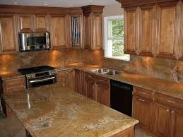 Types Of Faucets Kitchen Granite Countertop Kitchen Cabinet Upgrade Installing Travertine