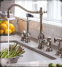 custom kitchen faucets waterstone annapolis kitchen faucet kitchen faucets kitchens