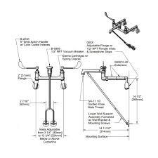 American Standard Kitchen Faucet Parts Diagram Sink Faucets Glittering American Standard Mop Sink Faucet Parts