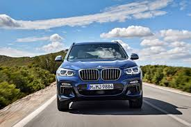 100 bmw x3 five things to know about the new 2018 bmw x3
