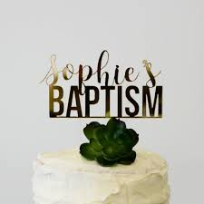 baptism cake toppers cake toppers