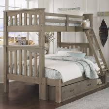 Bunk Bed Without Bottom Bunk Highlands Bunk Bed Free Shipping