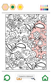 coloring pages for recolor free printable color by number