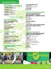 chambre agriculture 33 page 22 agenda chambre agri territoires gironde 33 2016 par bucerep