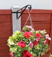 fence hanging baskets ebay