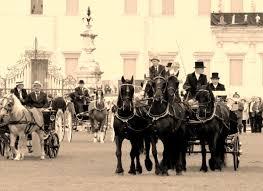 delle codroipo carrozze cavalli â il museo delle carrozze â futuristaâ a s
