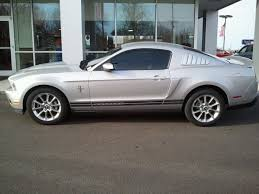 2010 ford mustang pony package better pic of my 2010 ford mustang with pony package cars and