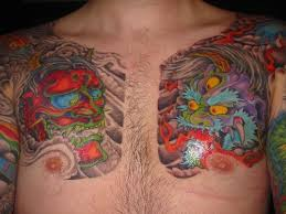 oni chest plates