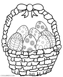 blank easter baskets easter basket coloring pages egg coloring egg coloring pages egg