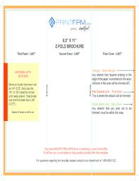 8 5 x11 brochure template 8 5 x11 brochure template brickhost a4874a85bc37
